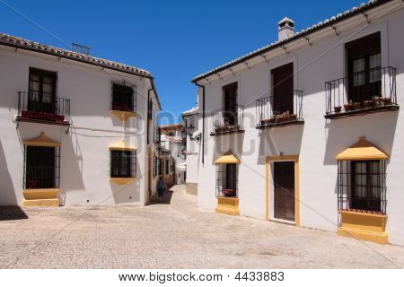 Village In Andalusia