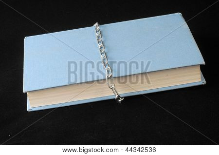 Secret book and chain