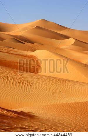 Empty Quarter Dunes