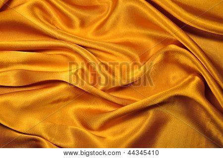 Gold Fabric.