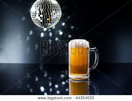 Bier On Disco Bar