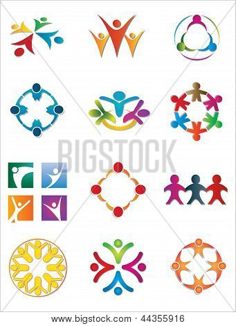 Community & Unity design Pack
