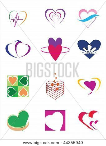 Hearts Designs Pack