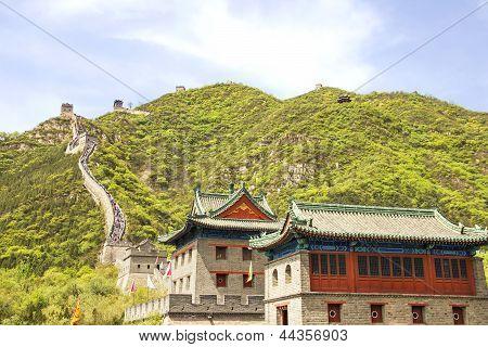 Great Wall, Juyongguan, China