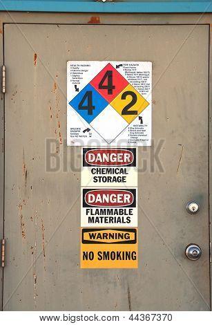 Chem Door