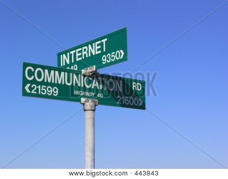Comunicación de Internet