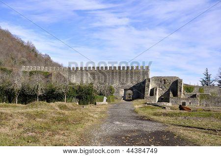Fortress Nakalakevi