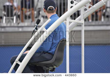 Tennis Umpire