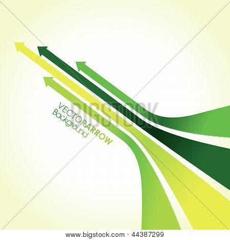 Green Arrow Strips