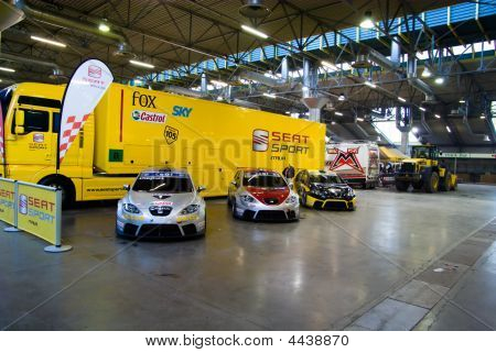 Seat Motor Racing Team