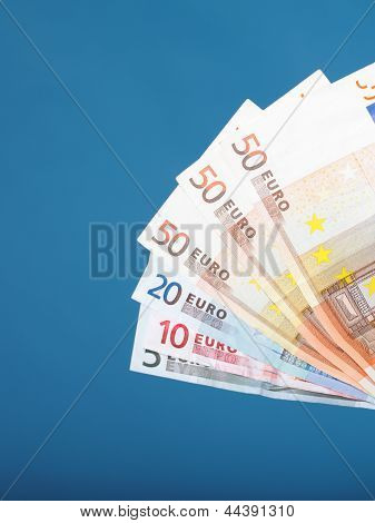 European Currency Euro Banknotes