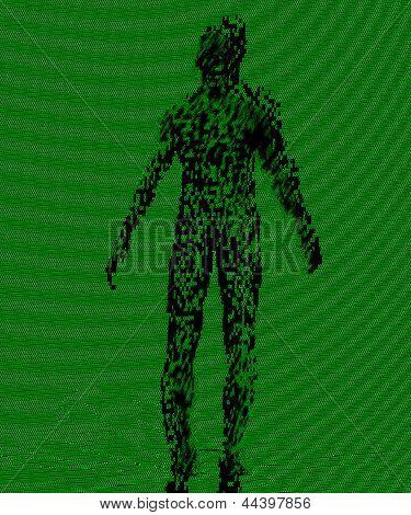 Binary Man