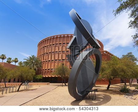 Arizona State University Music Building, Tempe, Arizona