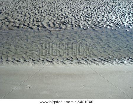 Where Sand And Sea Meet