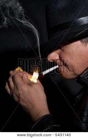 Lighting A Smoke