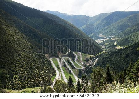 Mountain Plate