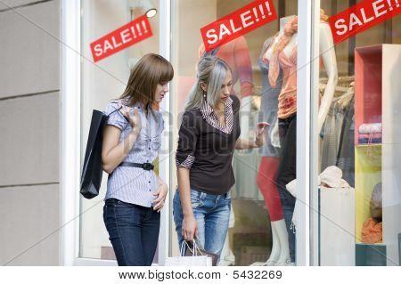 Women Window Shop