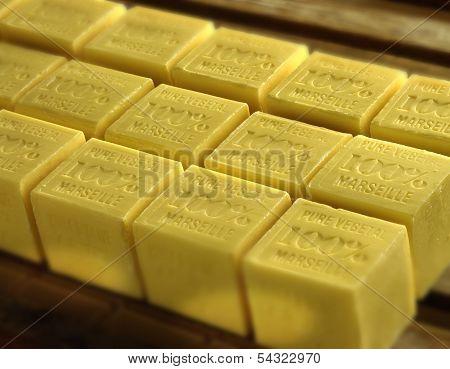 Fragrant Soap Orderly