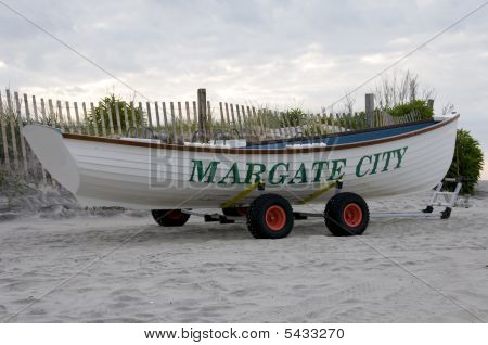 Margate City Life boat