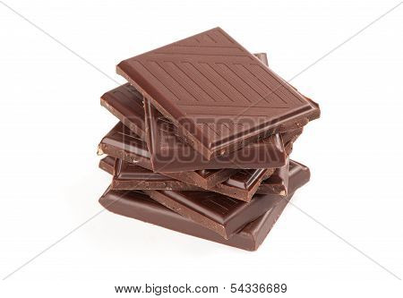 Chocolate Bars Stack