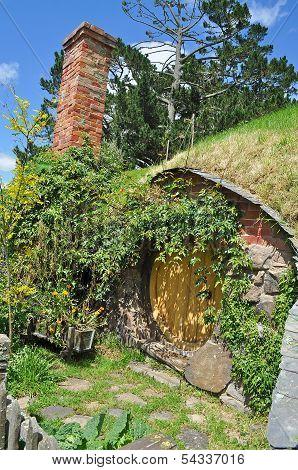 Hobbiton cottage