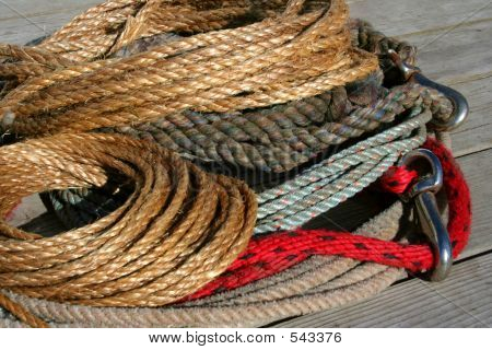 Rope Pile 3