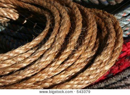 Rope Pile 4