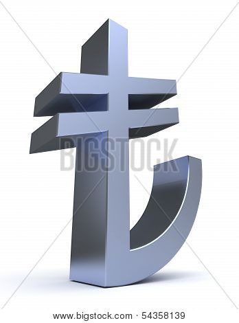 Turkish Lira Symbol