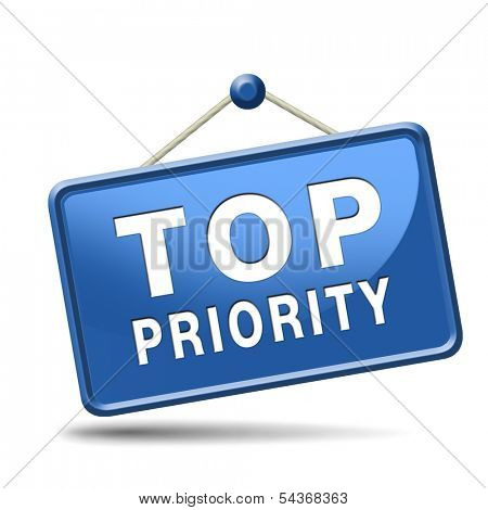 top priority important very high urgency info lost importance crucial information icon stamp button or label