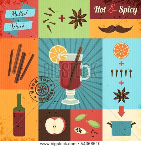 Mulled Wine Design Set