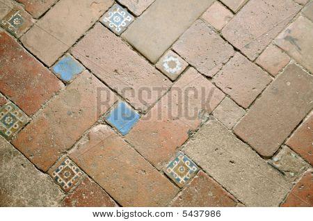 Ancient Tiled Pebble