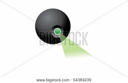 scanner eye