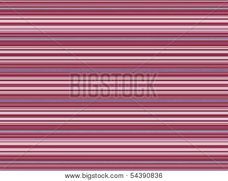 Purple striped pattern