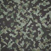 image of camoflage  - Grunge military camouflage  - JPG