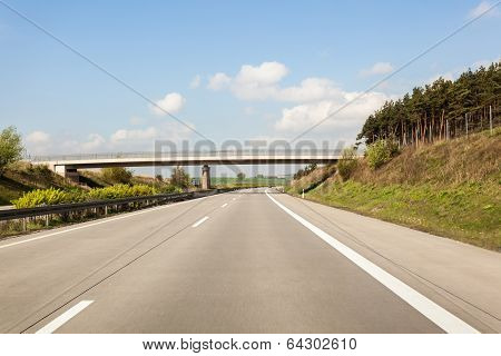 Brige Over Highway