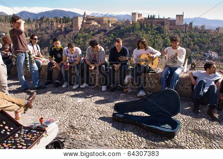 Alhambra Buskers