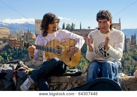 Gipsy Street Musicians