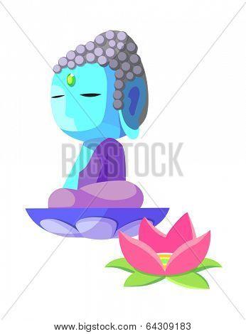 icon buddha