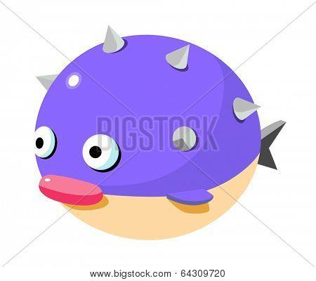 icon blowfish