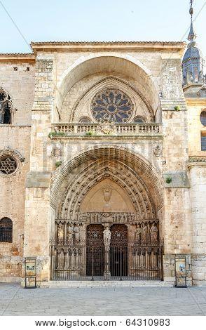 Cathedral Of Burgo De Osma