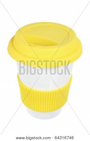 Cup With Lid