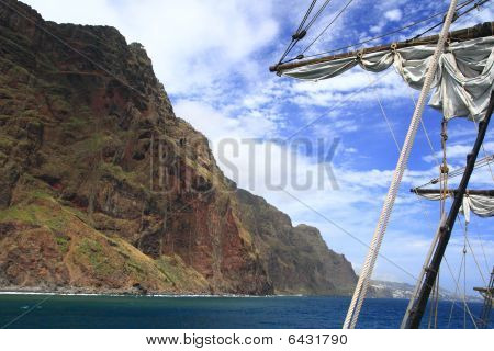 The South Coast Of Madeira