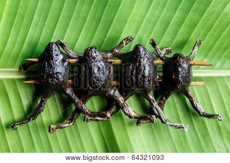 Bullfrog Grilled