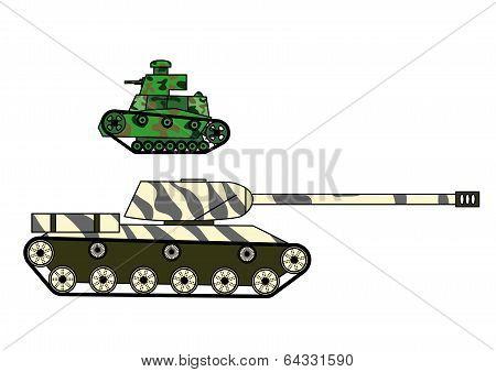 Tanks 8