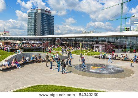 Promenada Mall, Bucharest, Romania