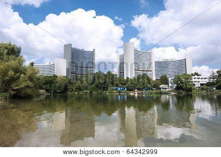 Vienna Modern City Complex Austria