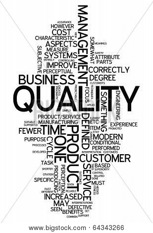 Word Cloud Quality