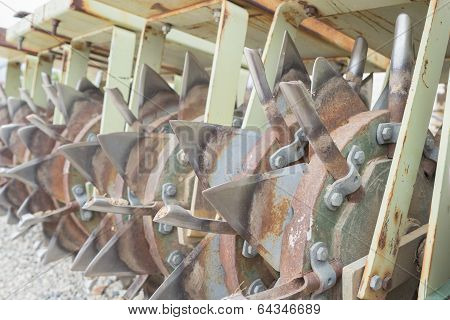 Rusty Machinery
