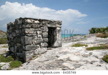 Small Tulum Ruin