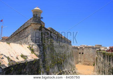 The Castillo De Los Tres Reyes Del Morro